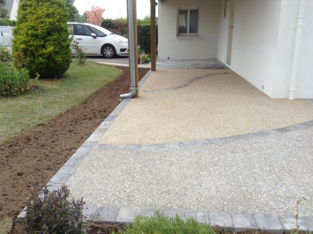 Beton cire pour terrasse exterieur photos de conception for Cire beton exterieur